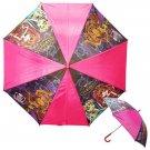 Vystřelovací deštník Monster High 13 přání Do školy a školky - deštníky