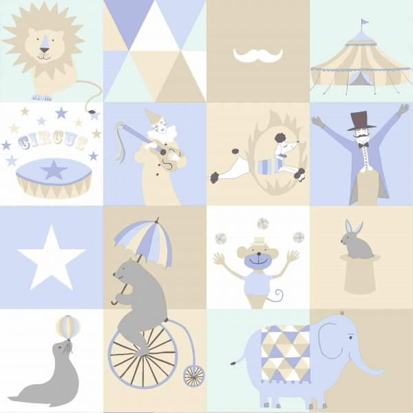 Tapety Everybody Bonjour 138710, rozměry 0,53 x 10,05 m - Tapety Everybody Bonjour