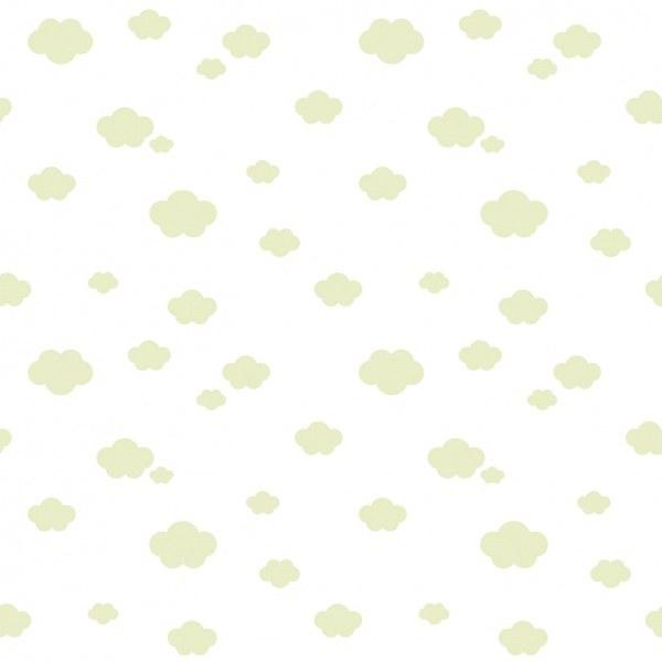 Dětská dekorační látka Bimbaloo 804767 - Tapety Bimbaloo