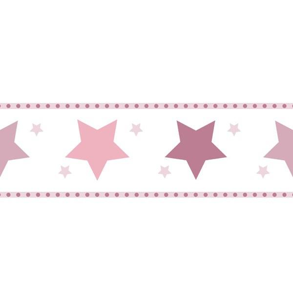 Samolepicí bordura Bimbaloo 330501, rozměry 0,16 x 5 m - Tapety Bimbaloo