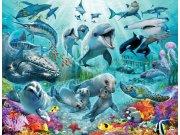 Fototapeta 3D Walltastic Moře 46498, 305 x 244 cm Fototapety pro děti - Rozměr 244 x 305 cm