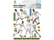 Dekorační nálepka Real Madrid team Dekorace Fotbalové