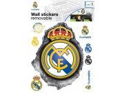 Dekorační nálepka Real Madrid znak Dekorace Fotbalové