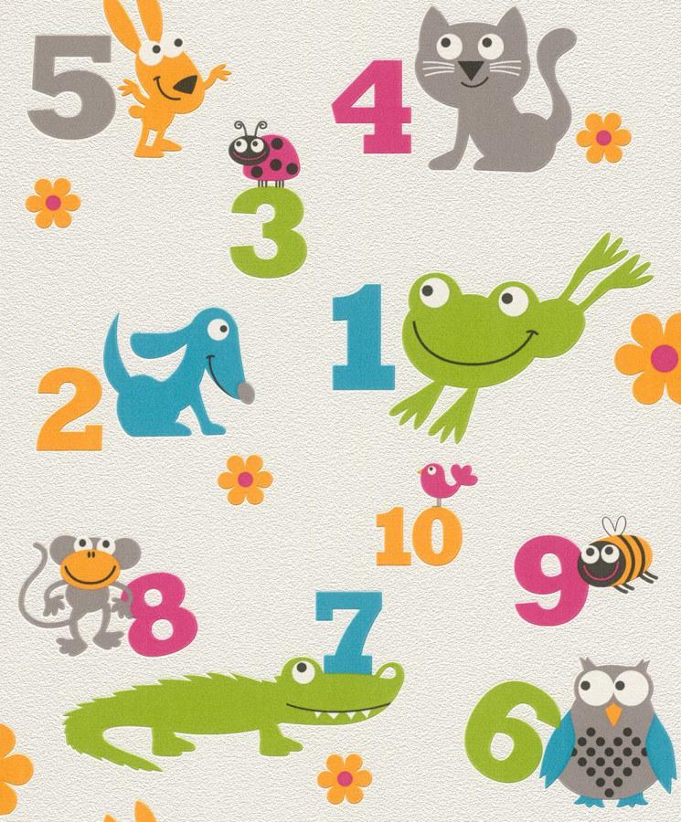 Tapety na zeď Kids & Teens zvířata 503050 - Tapety Kids and Teens