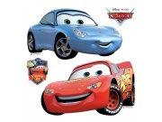 Samolepky na zeď Blesk a Sally DKS-1088 Dekorace Cars