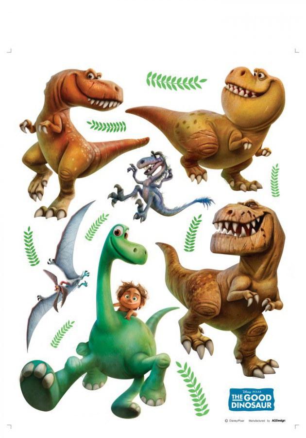 Samolepky na zeď Dinosaurus DKS-1094 - Dekorace Dinosauři