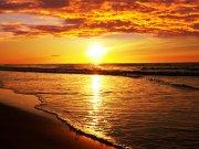 Fototapeta Západ slunce FTNXXL-2487, 360x270 cm Fototapety vliesové