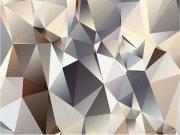 Fototapeta Abstrakce z jehlanů FTNXXL-1212, 360x270 cm Fototapety vliesové