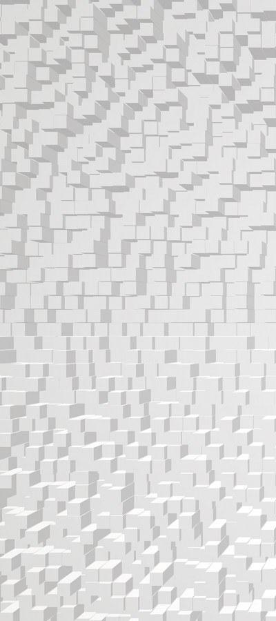 Fototapeta 3D Abstrakce z kostiček FTNV-2930, 90x202 cm - Fototapety vliesové
