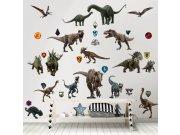 Samolepicí dekorace Walltastic Jurský park 45712 Dekorace ostatní