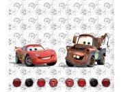 Fotozávěs Cars FCSXL-4368, 180 x 160 cm Závěsy do dětského pokoje