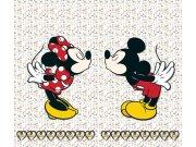 Fotozávěs Mickey & Minnie FCSXL-4371, 180 x 160 cm Závěsy do dětského pokoje