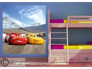 Vliesová fototapeta Cars FTDNXL-5147, 180 x 202 cm Fototapety pro děti - Fototapety dětské vliesové
