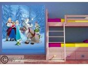 Vliesová fototapeta Frozen FTDNXL-5149, 180 x 202 cm Fototapety pro děti - Fototapety dětské vliesové