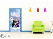 Fototapeta vliesová Frozen FTDNV-5481, 90x202 cm Fototapety pro děti - Fototapety dětské vliesové