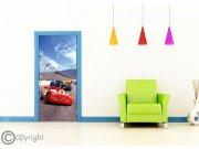 Fototapeta vliesová Cars FTDNV-5483, 90x202 cm Fototapety pro děti - Fototapety dětské vliesové