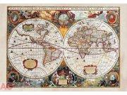 Fototapeta Old Map FTXXL-0350, rozměry 360 x 255 cm Fototapety papírové