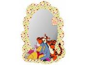 Zrcátko Medvídek Pú DM2100 - rozměry 15 x 21,5 cmi Dekorace Medvídek Pú