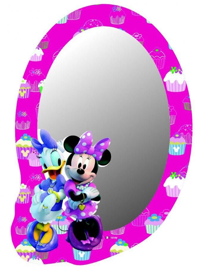 Zrcátko Minnie DM2101 - rozměry 15 x 21,5 cm - Dekorace Mickey Mouse