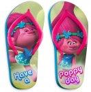 Žabky Trollové Poppy 33/34 Dětské oblečení - boty