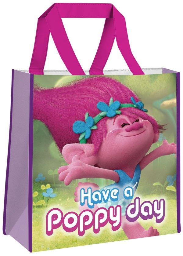 Dětská nákupní taška Trollové Poppy - dárkové a nákupní tašky