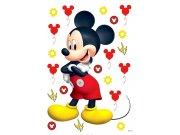 Samolepicí dekorace Mickey Mouse DK-1725, rozměry 42,5 x 65 cm Dekorace Medvědi