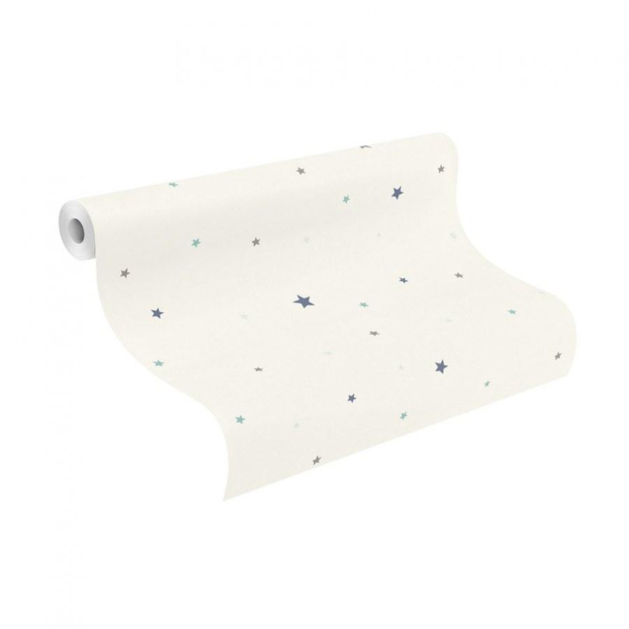 Papírová tapeta do pokojíčku Hvězdy Bambino 245264 - Tapety Bambino