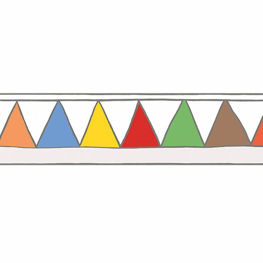 Dětské vliesové bordury Jonas Kötz 46515 | 0,13 x 5 m - Tapety Jonas Kötz