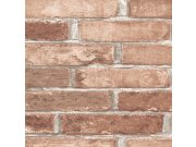 Vinil periva tapeta za zid 540101, Cigle | Ljepilo besplatno Na skladištu