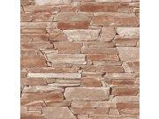Vinil periva tapeta za zid 540105, Kameni zid | Ljepilo besplatno Na skladištu