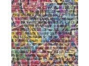 Dětská papírová tapeta Kids and Teens III 213201 Tapety Kids and Teens