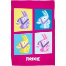 Fleece deka Fortnite Lama pink 100/150 Deky, spací pytle - fleece deky