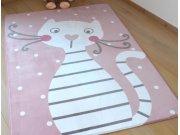 Dětský koberec Ultrasoft kočka 1811 Dětské koberce