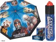 Dětský skládací deštník Strážci vesmíru, 108 cm Deštníky pro děti