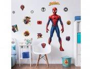 Samolepicí dekorace Walltastic Spiderman 45675 Dekorace Spiderman