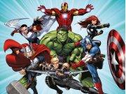 Fototapeta vliesová Avengers FTDNXXL5082 | 360 x 270 cm Fototapety pro děti - Fototapety dětské vliesové