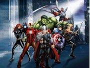 Fototapeta vliesová Avengers FTDNXXL5079 | 360 x 270 cm Fototapety pro děti - Fototapety dětské vliesové