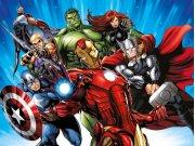 Fototapeta vliesová Avengers FTDNXXL5077 | 360 x 270 cm Fototapety pro děti - Fototapety dětské vliesové