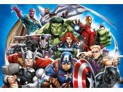Fototapeta vliesová Avengers FTDNM5279 | 160 x 110 cm Fototapety pro děti - Fototapety dětské vliesové