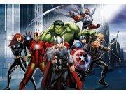Fototapeta vliesová Avengers FTDNM5277 | 160 x 110 cm Fototapety pro děti - Fototapety dětské vliesové