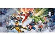 Fototapeta vliesová Avengers FTDNH5397 | 90 x 202 cm Fototapety pro děti - Fototapety dětské vliesové