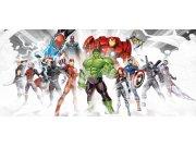 Fototapeta vliesová Avengers FTDNH5396 | 90 x 202 cm Fototapety pro děti - Fototapety dětské vliesové
