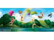 Fototapeta vliesová Fairies under water FTDNH-5308, 202 x 90 cm Fototapety pro děti - Fototapety dětské vliesové