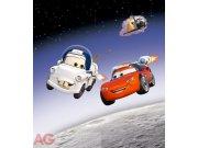 Fototapeta Cars in space FTDXL-1904, rozměry 180 x 202 cm Fototapety pro děti - Rozměr 180 x 202 cm