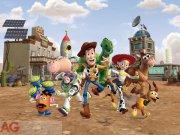 Fototapeta Toy Story FTDXXL-2205, rozměry 360 x 255 cm Fototapety pro děti - Rozměr 360 x 255 cm