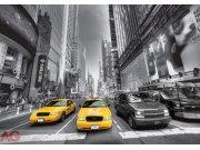 Fototapeta Yellow taxi FTS-1310, rozměry 360 x 254 cm Fototapety skladem