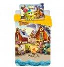 JERRY FABRICS Povlečení do postýlky Sponge Bob baby Bavlna, 100/135, 40/60 cm Povlečení do postýlky