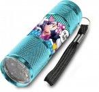 EUROSWAN Dětská hliníková LED baterka Minnie srdíčka Hliník, Plast, 9x2,5 cm Hračky a doplňky - baterky a lampičky