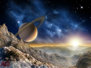 Fototapeta Saturn FTXXL-1414, rozměry 360 x 255 cm Fototapety skladem