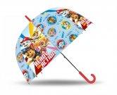 EUROSWAN Vystřelovací deštník Paw Patrol Action POE, průměr 70 cm Do školy a školky - deštníky